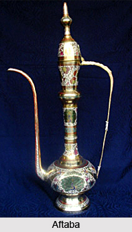 Aftaba, Indian Metal Craft