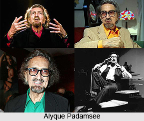 Alyque Padamsee , Indian Theatre Personality