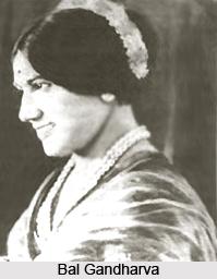 Bal Gandharva, Indian Theatre personality
