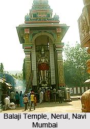 Balaji Temple, Nerul, Navi Mumbai