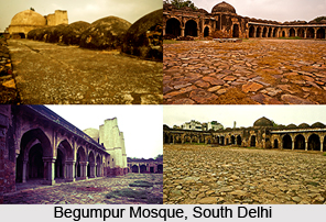 Begampur Mosque