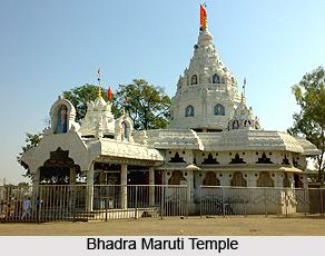 Bhadra Maruti Temple, Maharashtra