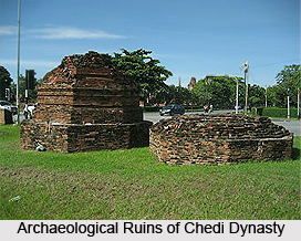 Cedis, Ancient Indian Tribes