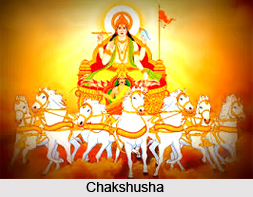 Chakshushas, Indian God