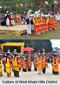 Culture of West Khasi Hills District