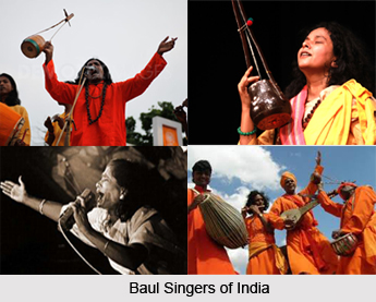 Forms of East Indian Folk Music