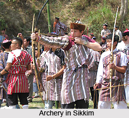 Games and Amusements in Sikkim
