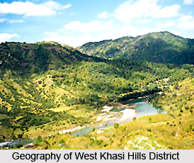 Geography of West Khasi Hills District