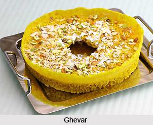 Ghevar