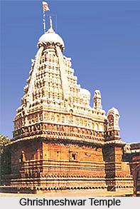 Ghrishneshwar Temple, Aurangabad