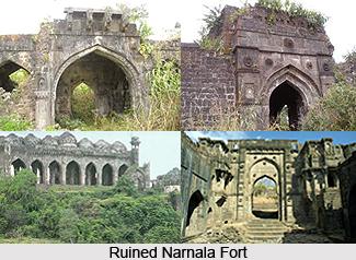 History of Narnala Fort