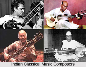 Indian Classical Music Composers