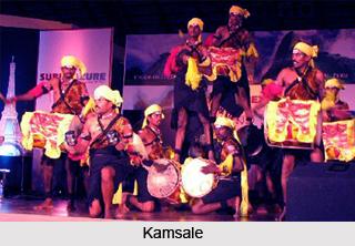 Kamsale, Indian Folk Theatre