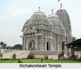 Kichakeshwari Temple, Orissa
