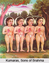 Kumaras, Sons of Brahma