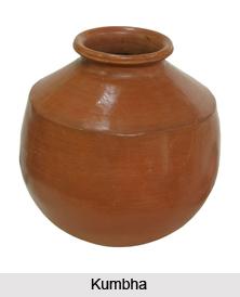 Kumbha, Waterpots