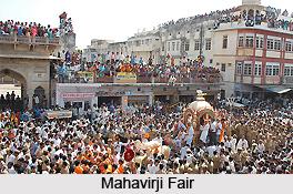 Mahavirji Fair, Rajasthan