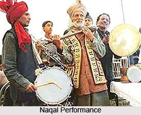Naqal, Indian Folk Dance