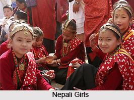 Nepalis, Sikkim