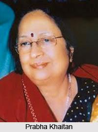 Prabha Khaitan, Indian Social Activist