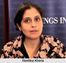 Reetika Khera, Indian Economist