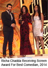 Screen Awards for Best Comedian
