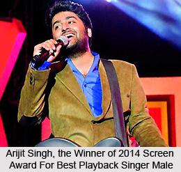 Screen Awards for Best Playback Singer Male