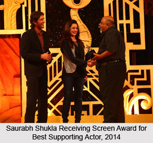 Screen Awards for Best Supporting Actor