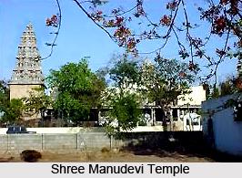 Shree Manudevi Temple