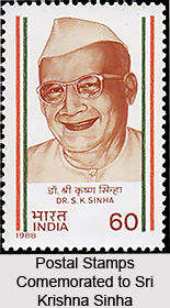 Sri Krishna Sinha , Indian Freedom Fighter