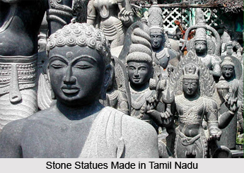 Stone Crafts of Tamil Nadu