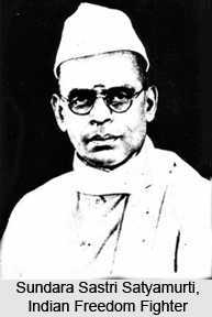 Sundara Sastri Satyamurti, Indian Freedom Fighter