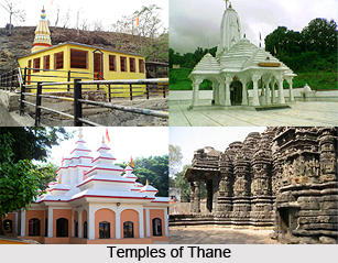 Temples of Thane