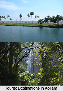 Tourism in Kollam District