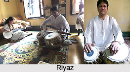 Vistar, Indian Classical Music