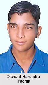 Dishant Harendra Yagnik, Rajasthan cricketer