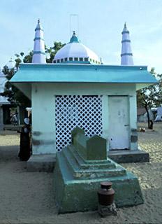 Tomb of Ibrahim Syed Aulia