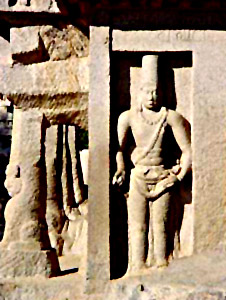 Features Of Pallava Sculptures, Indian Sculptures