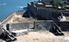 Fort of  Diu