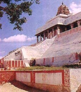 Gandhamadhana Parvatham in Rameswaram, Tamil Nadu, South India