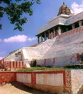 Ramar Padam in The Gandhamathaha Parvatham Hillock
