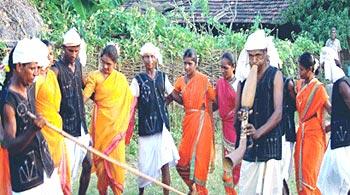 Costumes of Dadra  and Nagar Haveli
