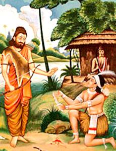 Drona Parva, 18 Parvas of Mahabharat