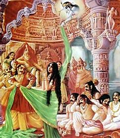Duhsasana, Son Of Dhritarashtra