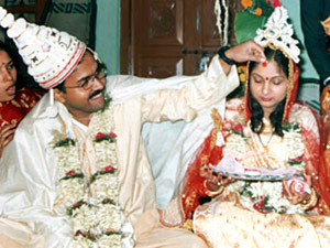 East Indian Weddings, Indian wedding - Bengali Wedding Ritual