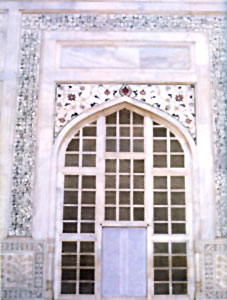 Frame Sculpture of Taj Mahal
