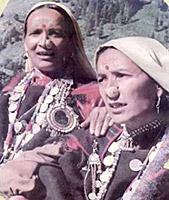 Gaddi Tribe, Chamba