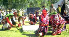 Gaddi Tribal Customs