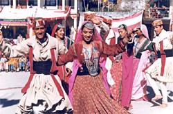 Gaddi Tribe - Kangra