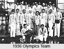 India in Hockey Olympics